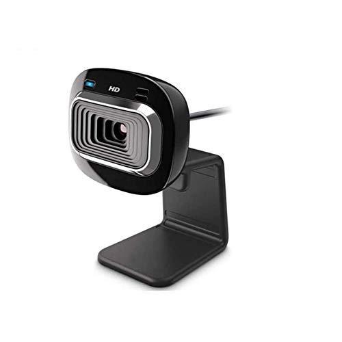 Microsoft Lifecam HD-3000 Cámara Web HD 720P PC Webcam USB De Windows XP, 7,8 Nuevo