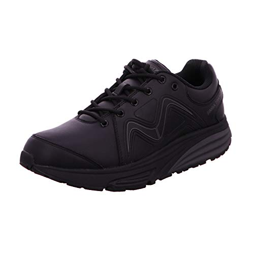 MBT Herren Simba Trainer M Sneakers, Schwarz 257f 700860 257f, 45 EU
