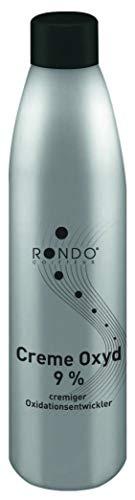 Rondo Cremeoxyd 9% 250ml Creme Entwickler Oxidant Oxidationsmittel (1 Stück)