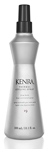 Kenra Thermal Styling Spray 19 | Heat Protection Spray | All Hair Types | 10 fl. Oz