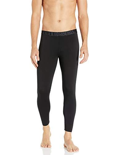 Diesel Men's UMLB-LEGMEN Trousers, Black, X-Large