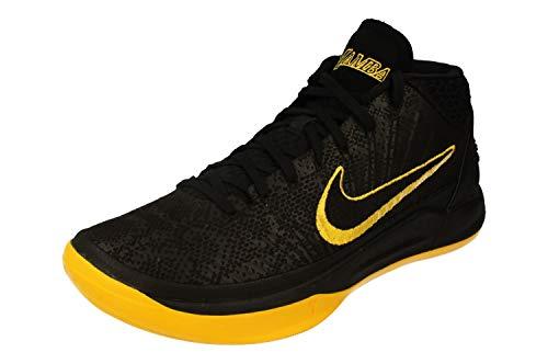 Tênis Nike Kobe AD Black Mamba Lakers Basketball (41)
