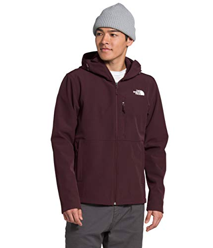 The North Face Men's Apex Bionic 2 Waterproof Softshell Hooded Jacket