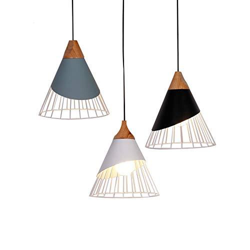SLSMD stijl ijzeren kroonluchter, stijl metalen kroonluchter plafondlamp, riem smeedijzeren kroonluchter, keuken eetkamer, vensterbank, balkon, bloemenwinkel, gang