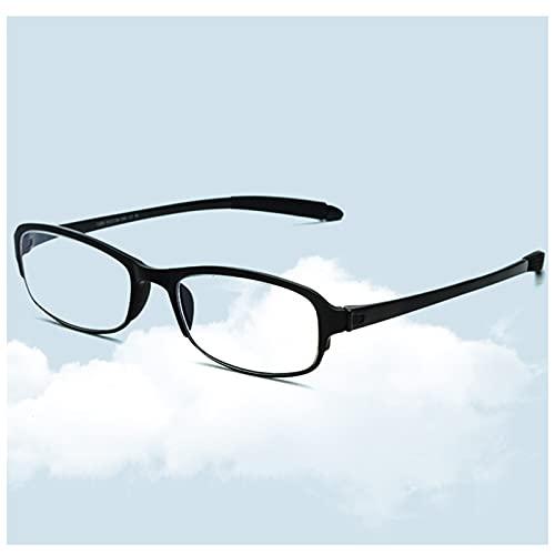 H.yna Gafas De Lectura, Bloqueo De Luz Azul Gafas, Gafas De Ayuda De Lectura Reducir Fatiga Visual Unisex