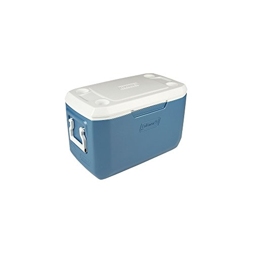 Coleman 70 Quart Xtreme 5 Day Heavy Duty Cooler, Blue