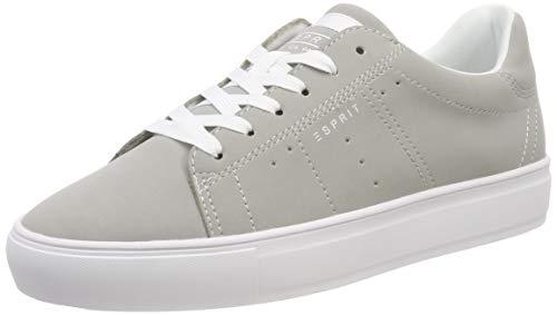 ESPRIT Damen Colette LU Sneaker, Grau (Medium Grey 035), 42 EU