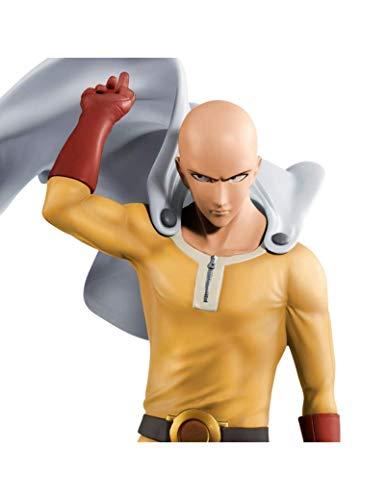 Banpresto. ONE Punch Man - Saitama DXF Premium Figuren 20 cm
