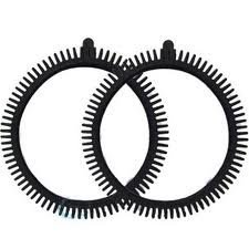 Best Prices! The Pool Cleaner Black Tires (2 in Package) Super Hump Front Tires Concrete Limited Edi...