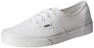Vans U Authentic - Baskets Mode Mixte Adulte, Blanc (True White), 43 EU (B000UYJBQA) | Amazon price tracker / tracking, Amazon price history charts, Amazon price watches, Amazon price drop alerts
