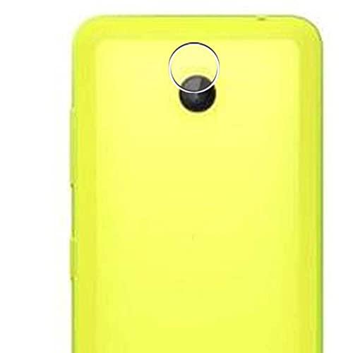 Vaxson 2 Stück Kamera Schutzfolie, kompatibel mit NOKIA Lumia 635/630, Kameraobjektiv TPU Folie [nicht Panzerglas Bildschirmschutzfolie/Hülle Hülle ]