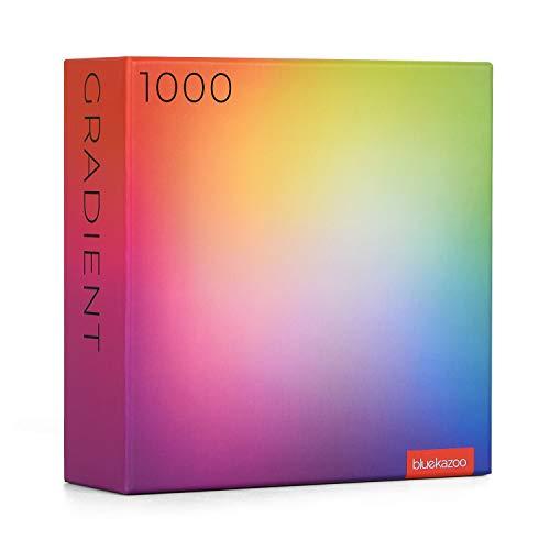 Rainbow Gradient Puzzle
