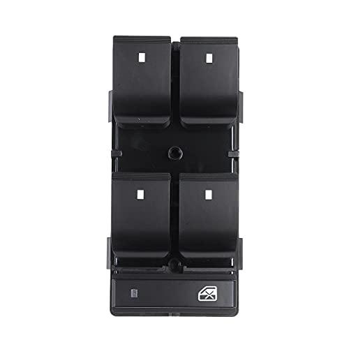 PIAO piaopiao Master Window Levantador Interruptor de Control del Interruptor Botón Adecuado para Chevrolet 2007-2013 Fit for GMC Truck SUV # 20945129 25789692 25951963