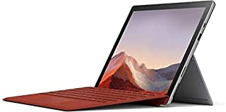 """Microsoft Surface Pro 7 – 12.3"""" Touch-Screen - Intel Core i5 - 16GB Memory - 256GB Solid State Drive (Latest Model) – Platinum (B07YNJBLW5) 