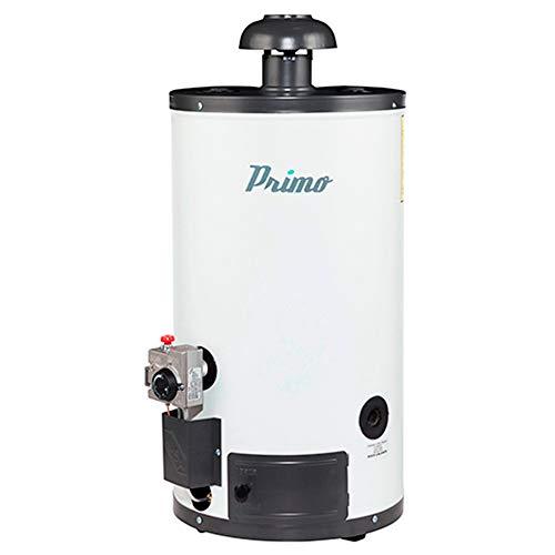Calentador de Deposito Primo (Gas L.P, 38 Litros). Agua Caliente e Ilimitada para 1 Regadera. Garantía IUSA. Producto hecho en México.