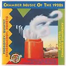 Russian Chamber Music of the 20's - Prokofiev: Quintet in G minor Op. 39 1924 Shcherbachov: Nonette with Voice 1919 Roslavets: Chamber Symphony
