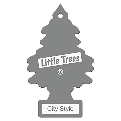 """Lufterfrischer - Little Trees - \""""City Style\"""" Duft MTR0077 - für Auto Haus - 1 Einheit"""