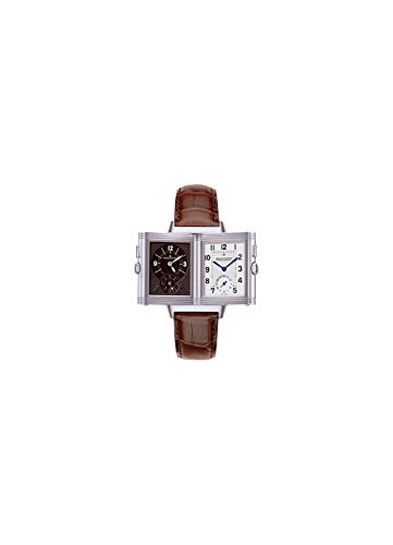 Jaeger LeCoultre Reverso Duo Steel Mens Watch 271.84.10