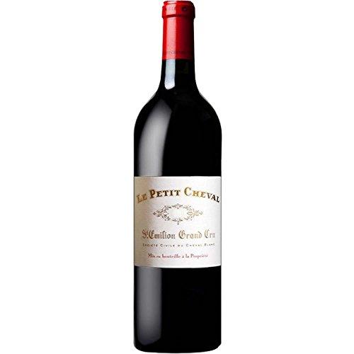 ル・プティ・シュヴァル 2012 [赤ワイン フルボディ フランス 750ml ]