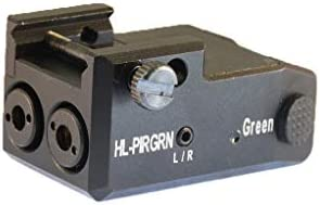 HiLight PIRGRN Infrared IR Laser Sight and Green Laser Sight Combo product image