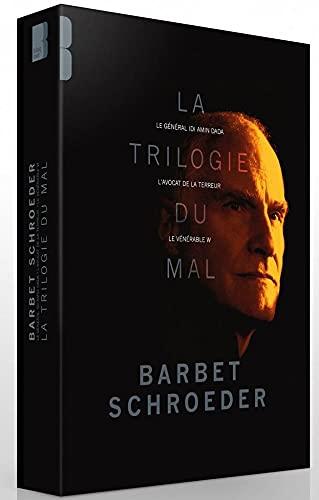 Barbet Schroeder-La Trilogie du Mal : Le Vénérable W + L'Avocat de la Terreur + Général Idi Amin Dada