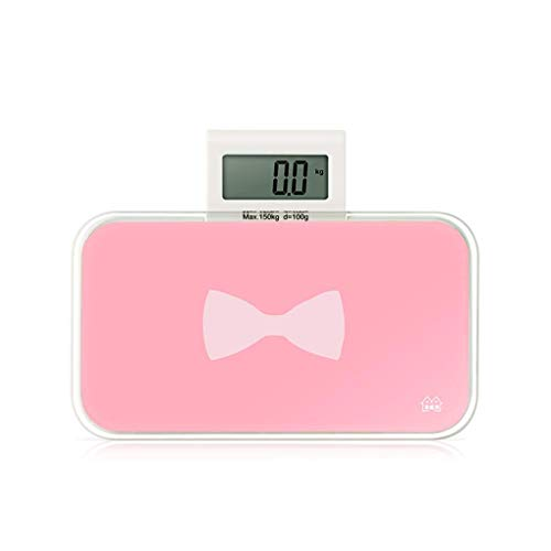 Buy JFDKDH Digital Bathroom Scales - Accurate Readings Electronic Scale, Easy to Read Display Weighi...