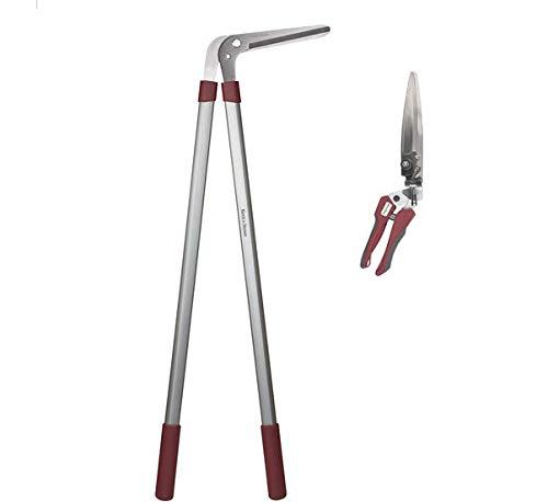 Grass Edging Shears Razor sharp Sk-5 Japanese carbon steel 95 CM Height