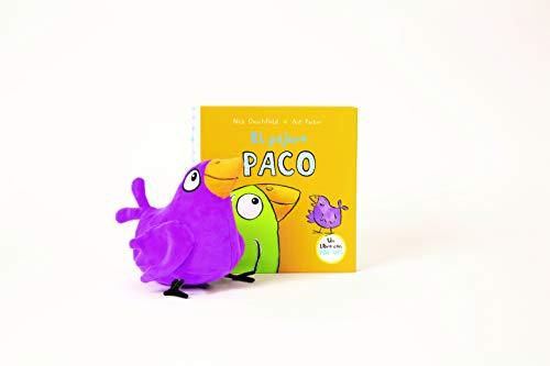 Pack de El pájaro Paco (El pollo Pepe y sus amigos)