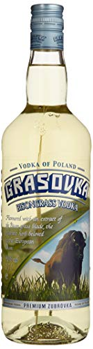 Grasovka Bisongrass Vodka (1 x 0.7 l)