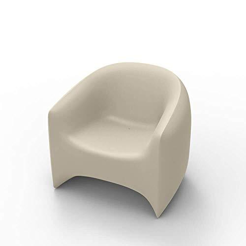 Vondom Blow fauteuil pour l'extérieur bronze