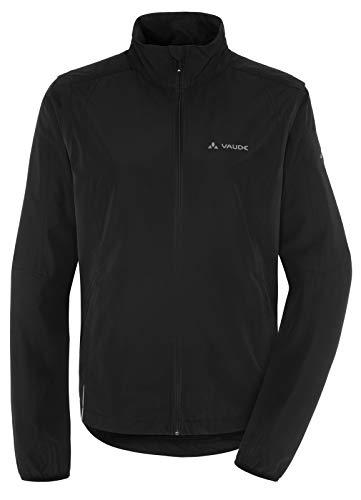 VAUDE Damen Jacke Dundee Classic Zip Off Jacket, schwarz (black), 48 (3XL)