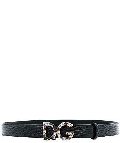 Luxury Fashion | Dolce E Gabbana Donna BE1272AU77280999 Nero Cintura | Autunno Inverno 19