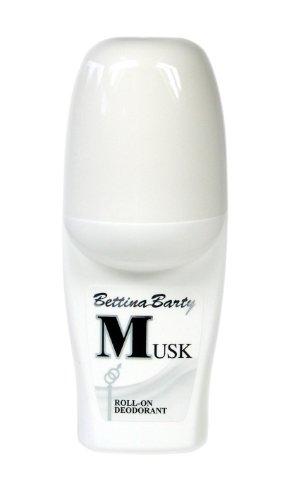 Bettina Barty Musk Roll-On Deodorant, 1er Pack (1 x 50 ml)