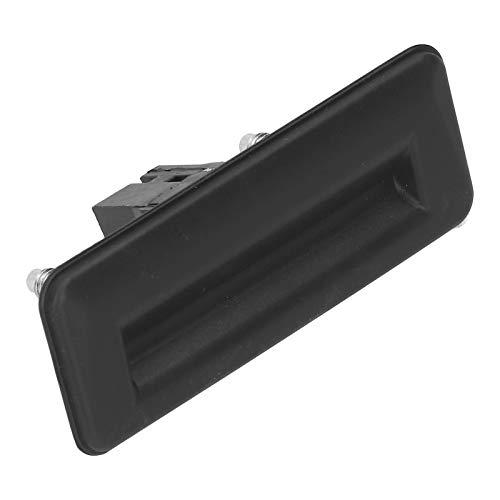 Manija de la tapa del maletero, Manija abierta de la tapa del maletero Tirador de la puerta del portón trasero Ajuste 3U0‑827‑566