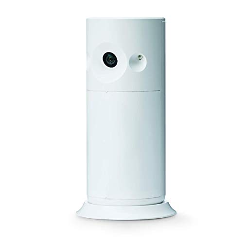Honeywell RCHSIMV1 Smart Home Security Interior MotionViewer, Blanco