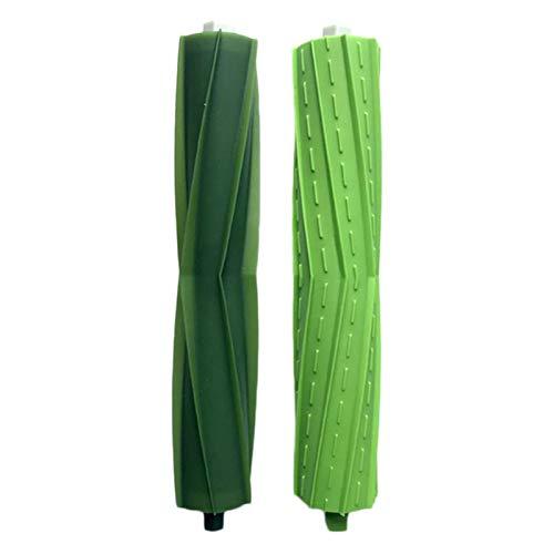 Best Bargain CHENJIAO Roller Main Brush Hepa Filter Side Brush Dust Bags Fit for IRobot Roomba I7 I7...
