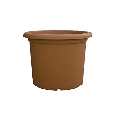 Pot fleurs Menfi - coloris terre cuite - D: 48 cm