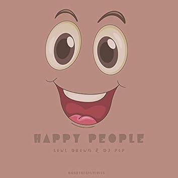 Happy People (feat. Dj Pop)
