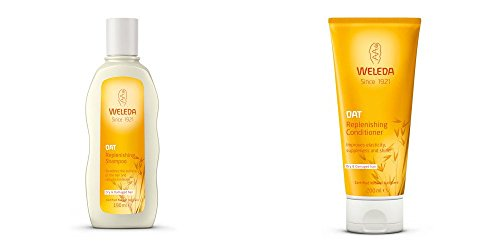 Weleda Havervulling Shampoo + Weleda Havervulling Conditioner (Weleda Super Saver Bundel)