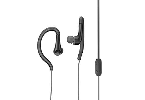 Motorola Active Wired Sports Earphones (Black)