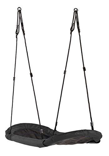 Nestschaukel Sampa 167x71x6cm schwarz
