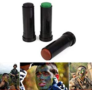 Branded SLB Works New 3pcs/Box 3 Colors Body Painting Military Enthusiasts CS Outdoor Field Bionic Oil