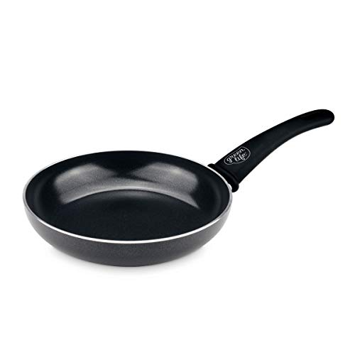GreenLife Soft Grip Diamond Healthy Ceramic Nonstick, Frying Pan/Skillet, 8