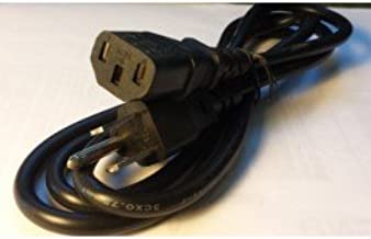 Power Payless Compatible with AC Power Cord Cable Plug Works with Compatible with Yamaha HTR-5660 HTR-5890 HTR-5990 HTR-6090 Receiver