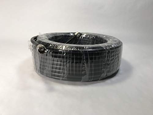 100FT LMR-400 Coax Coaxial Ultra Low Loss Cable w/Male PL-259 CB HAM Radio USA. Buy it now for 117.00