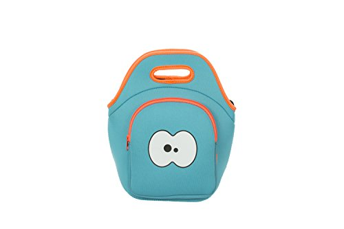 Fruitfriends FF3122 Néoprène Sac a Lunch en Bleu/Orange, 45x35x25 cm