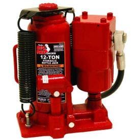 Torin Jacks Hydraulic Bottle Air Jack, 12 Ton - TA91206 (TA91206)