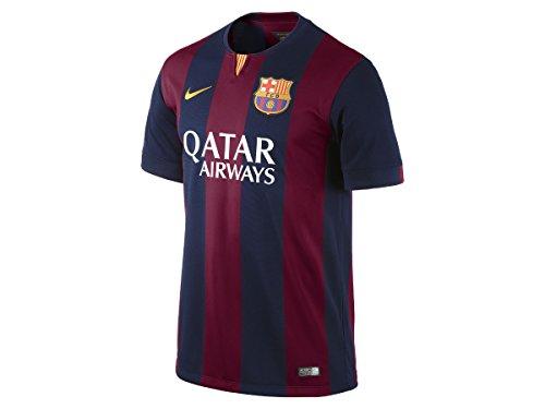 Maglia Da Calcio FC Barcelona 2014/2015 Stadium Home Nike Uomo