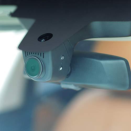 IRO Dashcam Full HD 1080P Car Automatic Video Recording G-Sensor WDR Parking Monitoring WiFi for BMW 5/6/7Series Car DVR