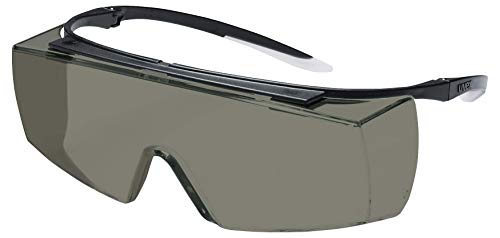 UVEX 一眼型保護メガネ ウベックス スーパーf OTG オーバーグラス 9169586